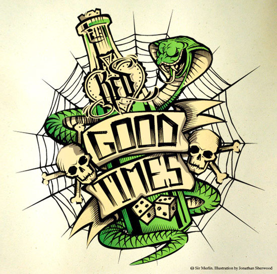 kfd-tattooseries-goodtimes